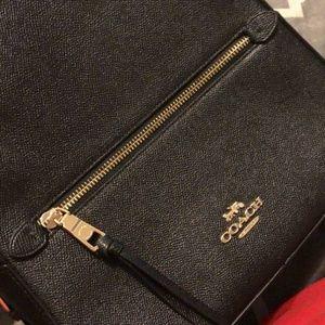 Coach purse backpack